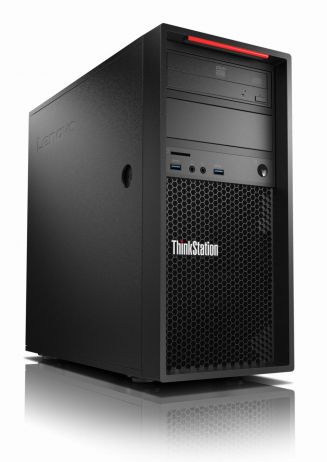 Lenovo ThinkStation P310 MT Xeon E3-1240V5/16GB/512GB SSD/RW/QuadroK620/W10