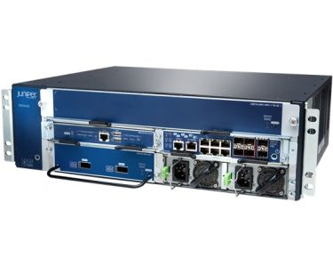 Juniper SRX1400BASE-XGE-AC netwerk-switch 3U
