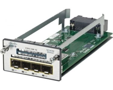 Cisco netwerkkaart & -adapter C3KX-NM-1G