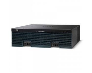 Cisco 3925E bedrade router Gigabit Ethernet