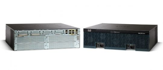Cisco 3925 bedrade router CISCO3925/K9