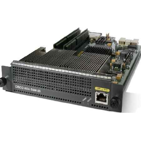 Cisco ASA-SSM-20 firewall