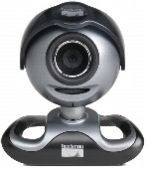 Cisco CUVA-V2 webcam 640 x 480 Pixels USB 2.0 Zwart, Zilver