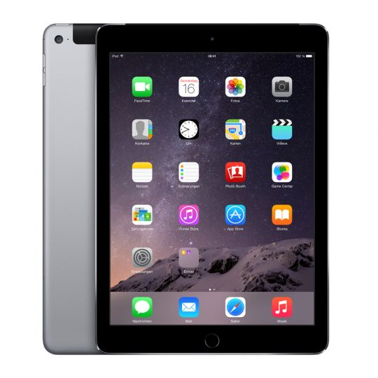 Apple iPad Air 2 128GB WiFi + 4G Spacegrijs