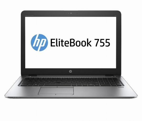 HP EliteBook 755 G4 A10-8730B/8GB/256SSD/CAM/15.6FHD/W10 Grade A++