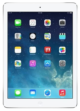 Apple iPad Air 32GB WiFi + 4G Zilver